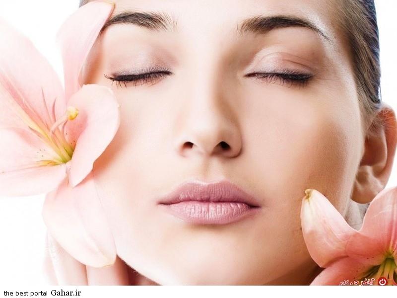 پوست صورت روشهایی ساده برای داشتن پوست درخشان بعد از خواب شبانه
