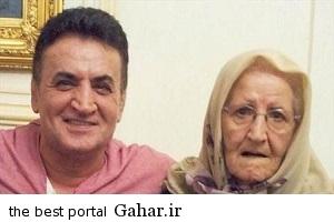 bana محمد بنا عزادار مادرش شد