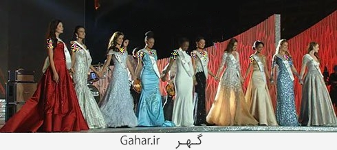 top ten2 دختر شایسته 2015 انتخاب شد Miss World 2015