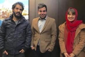 فیلم ; گفتگوی کوتاه با گلوریا هاردی در حاشیه جشنواره فیلم فجر