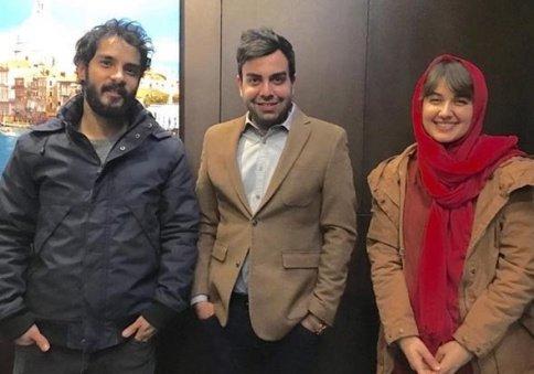 geroria 1 فیلم ; گفتگوی کوتاه با گلوریا هاردی در حاشیه جشنواره فیلم فجر