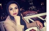 کری آزاده زارعی کنار دختر ناصر حجازی / عکس