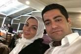 واکنش آزاده نامداری به پخش عکس های بی حجابش + فیلم