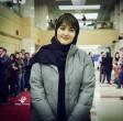 دلنوشته زیبای ساعد سهیلی برای همسرش گلوریا هاردی
