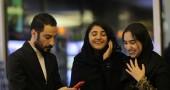 عکس های بازیگران در حاشیه اختتامیه جشنواره فیلم فجر ۹۴