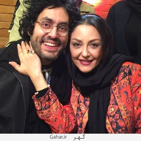 shaghayeghfarahani12 متن و عکس خوشحالی شقایق فراهانی برای برادرش آذرخش