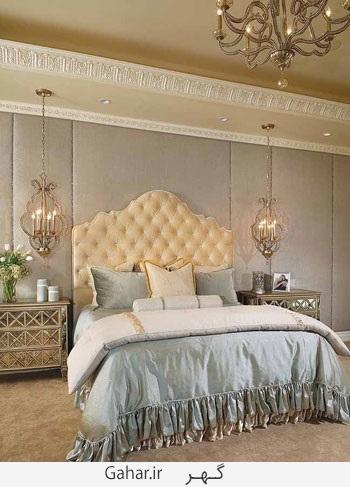 عکس های رویایی از مدل تخت خواب دو نفره ویژه سال ۲۰۱۶