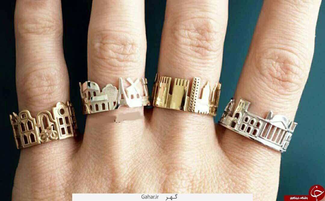 ymo0azb05ctu9a88yg54 متفاوت ترین و جدیدترین مدل حلقه ازدواج ویژه سال 2016