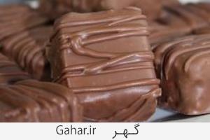 coconut chocolate طرز تهیه شکلات نارگیلی برای سفره نوروز 95