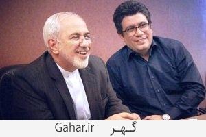 rashidpour حواشی جالب دید در شب دکتر ظریف از زبان رشیدپور