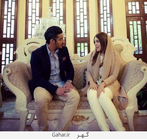 sareh bayat 2 عکس های ازدواج رضا قوچان نژاد با خواهر ساره بیات