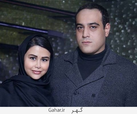 yasmina baher 1 متن تبریک تولد امیریل ارجمند 41 ساله برای همسر 26 ساله اش