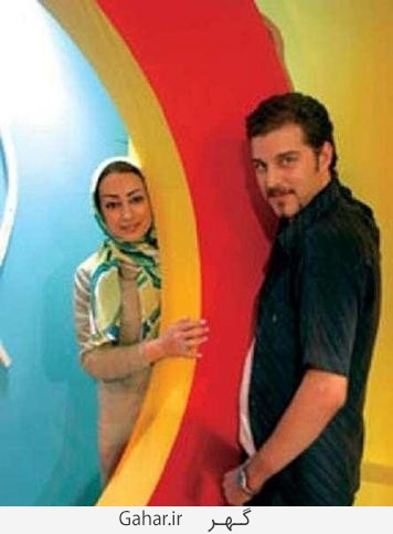 باربد بیوگرافی باربد بابایی مجری شب کوک + عکس همسرش