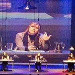 عکس جدید سحر دولتشاهی در تورنتو برای اجرای تئاتر دکلره