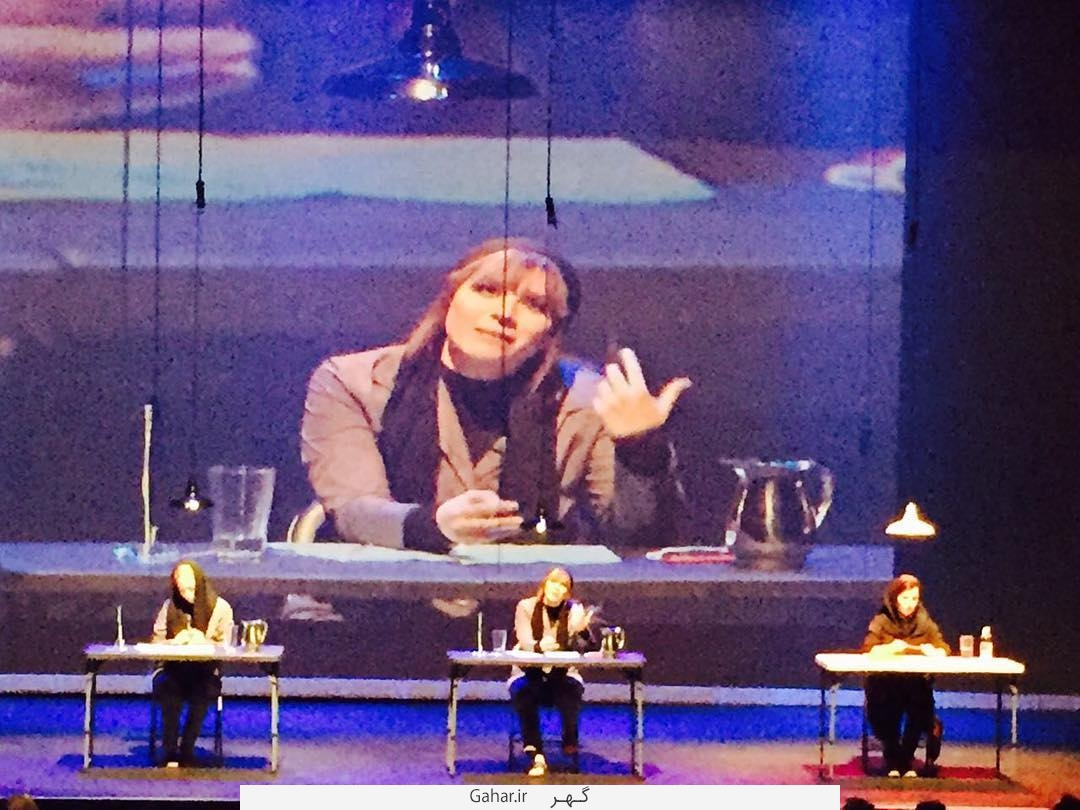 12976104 1774012736164854 664399822 n عکس جدید سحر دولتشاهی در تورنتو برای اجرای تئاتر دکلره