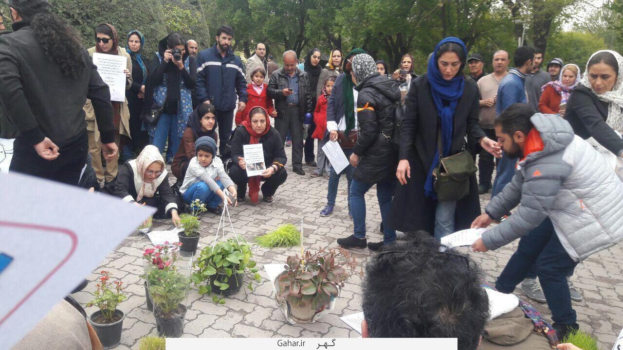epte8ae839jz926ib2fp تجمع بازیگران در روز سیزده بدر و بازداشت هدیه تهرانی