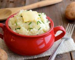 نکات جالبی در مورد پوره سیب زمینی که نمی دانید