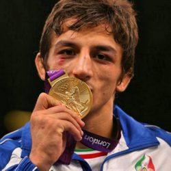حمید سوریان به المپیک راه یافت + فیلم مسابقه