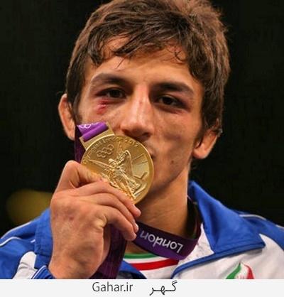 01108651 حمید سوریان به المپیک راه یافت + فیلم مسابقه
