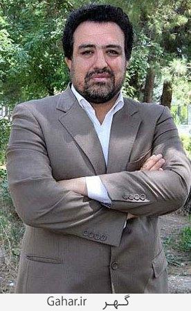 265057 142 عکس مراسم عقد حسینی بای مجری معروف تلویزیون