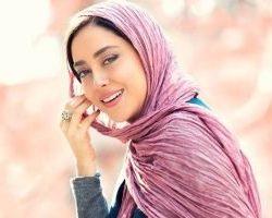 عکس های جشن تولد بهاره کیان افشار بازیگر ایرانی