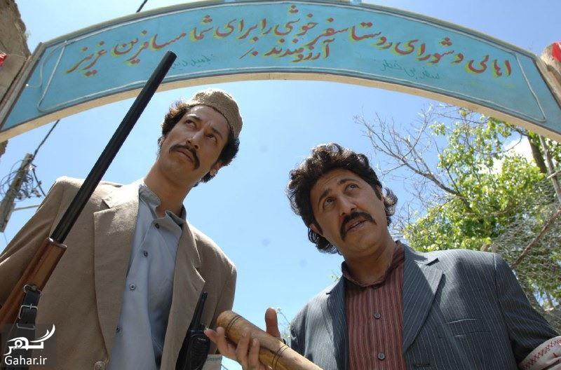 379730 180 عکسهای جالب الاغ سواری بازیگران سریال علی البدل