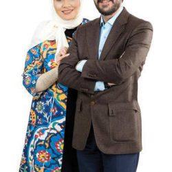 امیرحسین مدرس و همسرش از زندگی شخصی شان می گویند