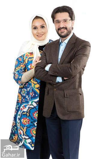 41511 124141 امیرحسین مدرس و همسرش از زندگی شخصی شان می گویند