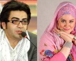 تمسخر فرزاد حسنی به نعیمه نظام دوست به خاطر چاقی اش