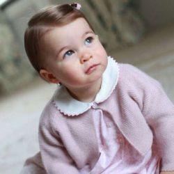 عکس های تولد یک سالگی پرنسس شارلوت دختر کیت و ویلیام