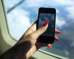اگر در هواپیما موبایل روشن باشد چه اتفاقی می افتد؟