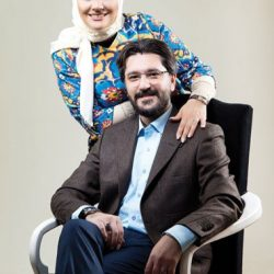 امیرحسین مدرس از ازدواج دومش می گوید ، گفتگو با او و همسرش