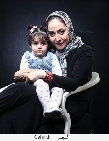 arezou afshar 1 یکی از بازیگران زن ایرانی با اینکه مجرد است صاحب فرزند شد