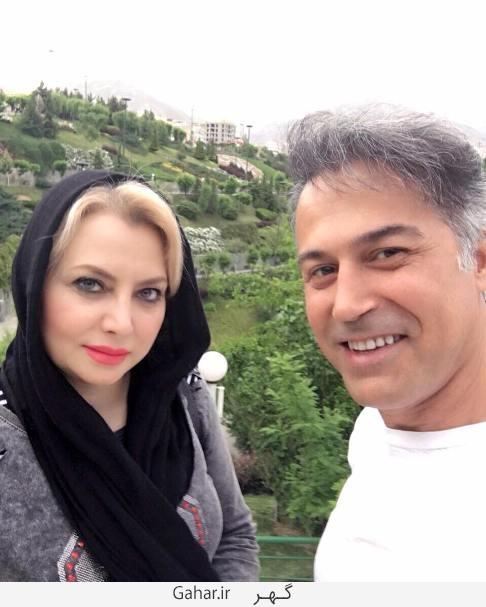 danial hakimi 1 عکس های دانیال حکیمی و همسرش