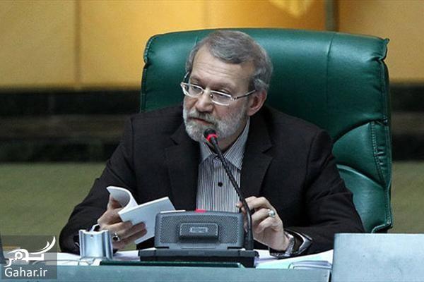 larijani majles لاریجانی رسما رئیس مجلس شد