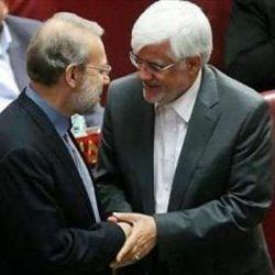 لاریجانی باز هم رئیس مجلس شد