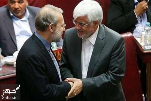 larjani aref لاریجانی باز هم رئیس مجلس شد
