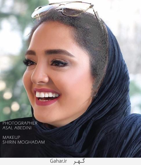 nargesmohammadi1 عکس های آتلیه ای نرگس محمدی