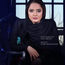 عکس های آتلیه ای نرگس محمدی