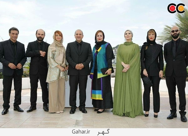 photo 2016 05 19 05 26 56 تیپ متفاوت سحر دولتشاهی در جشنواره کن ؛ عکس