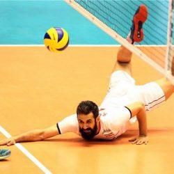 والیبال ایران در قدم اول استرالیا را در هم کوبید + فیلم