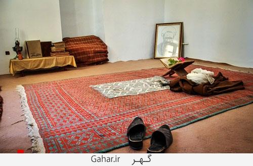shahid motahari home 1 عکسهای خانه شهید مطهری