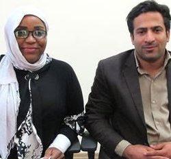 مسلمان شدن یک زن مسیحی در قشم و ازدواجش با یک ایرانی ؛ عکس