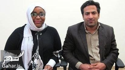 zane masihi مسلمان شدن یک زن مسیحی در قشم و ازدواجش با یک ایرانی ؛ عکس