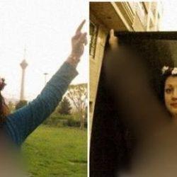ماجرای فیلم زن برهنه نزدیک برج میلاد