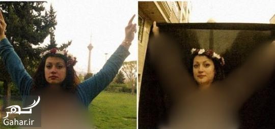 zimg 005 1 ماجرای فیلم زن برهنه نزدیک برج میلاد