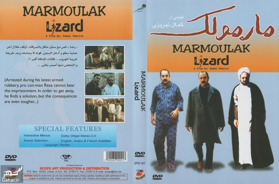 06306423328237774131 جزییات خبر ساخت فیلم مارمولک 2