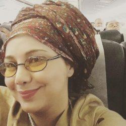 متن عاشقانه بهنوش بختیاری برای همسرش محمدرضا آرین