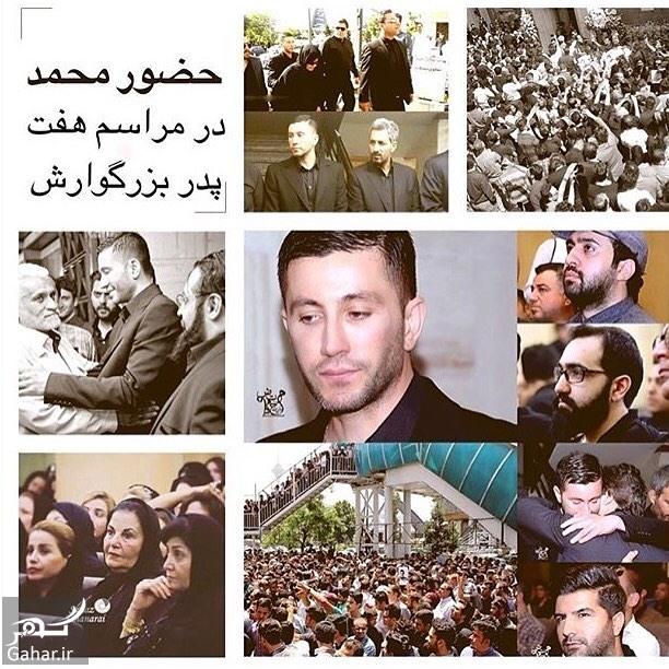 13398844 1218147391552017 885537692 n پیام تشکر پرمعنای محمد پسر حبیب از هنرمندان شجاع + عکس