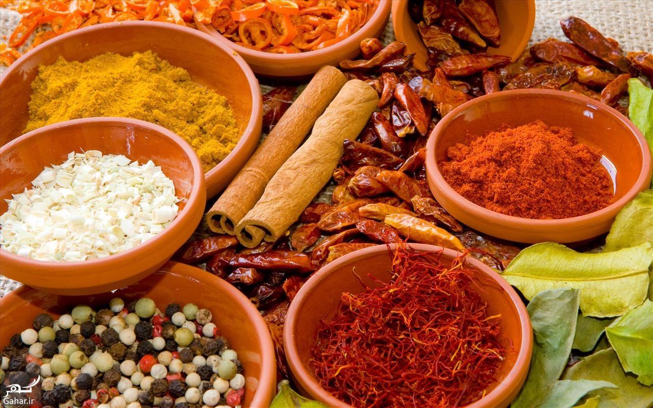 29478a3772 معرفی انواع ادویه های مناسب برای انواع غذاها